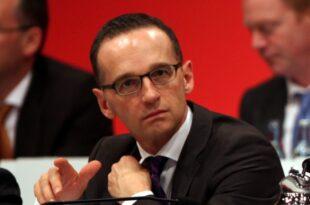 Maas kritisiert Ausweisung des deutschen Botschafters aus Venezuela 310x205 - Maas kritisiert Ausweisung des deutschen Botschafters aus Venezuela