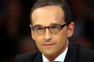 """Maas will in Afghanistan klares Zeichen setzen 310x205 - Maas will in Afghanistan """"klares Zeichen setzen"""""""