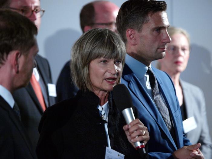 Bild von Richter kritisieren Chemnitzer Oberbürgermeisterin