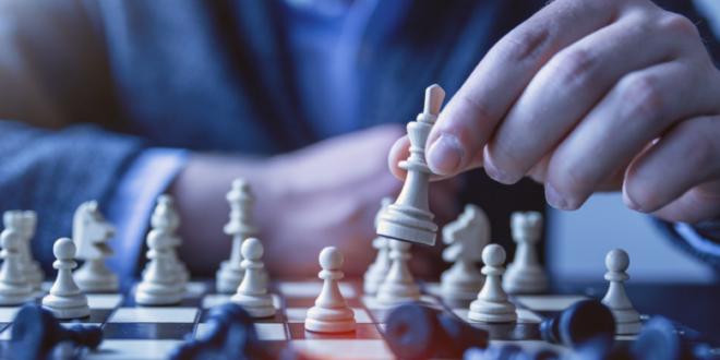 Schach 660x330 - Studie: Unternehmerisch tätige Menschen haben Freude am Wettbewerb