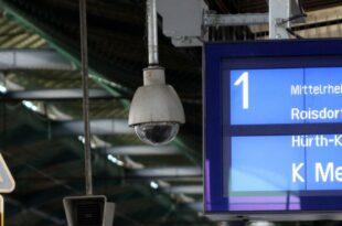 Bahn will Einsatz von Ueberwachungskameras ausbauen 310x205 - Bahn will Einsatz von Überwachungskameras ausbauen
