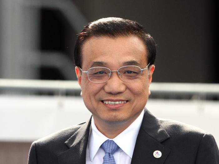 Chinas Ministerpraesident kuendigt Marktoeffnung an - Chinas Ministerpräsident kündigt Marktöffnung an