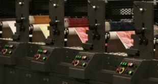 Druckmaschine 310x165 - Bertelsmann richtet Druckgeschäft neu aus