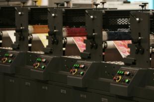 Druckmaschine 310x205 - Bertelsmann richtet Druckgeschäft neu aus