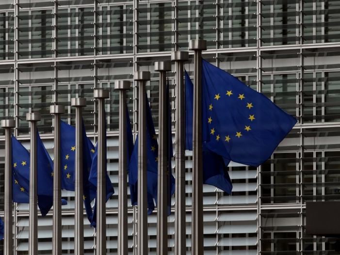 Bild von EU-Kommissar Hahn wirbt für zügige EU-Erweiterung auf dem Balkan