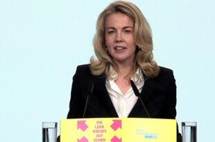 FDP waehlt Parteispitze Teuteberg neue Generalsekretaerin 310x205 - FDP wählt Parteispitze - Teuteberg neue Generalsekretärin