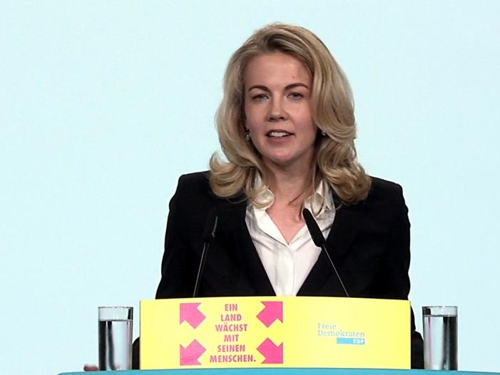 Bild von FDP wählt Parteispitze – Teuteberg neue Generalsekretärin
