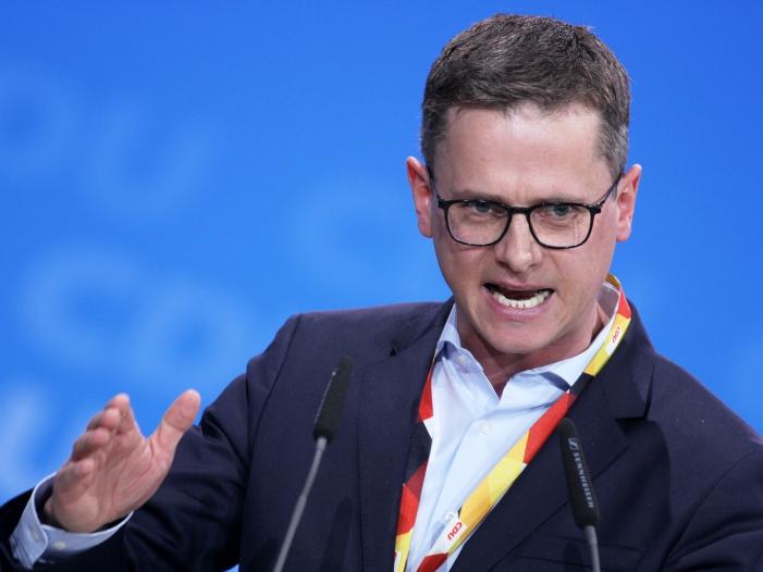 Linnemann will schnelle Vorbereitung auf Bundestagswahlkampf - Linnemann will schnelle Vorbereitung auf Bundestagswahlkampf