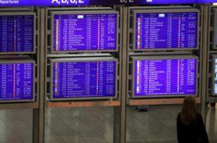 Luftverkehrswirtschaft warnt vor Engpaessen an Flughaefen zu Ostern 310x205 - Luftverkehrswirtschaft warnt vor Engpässen an Flughäfen zu Ostern