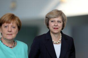 Merkel empfaengt May am Dienstag in Berlin 310x205 - Merkel empfängt May am Dienstag in Berlin