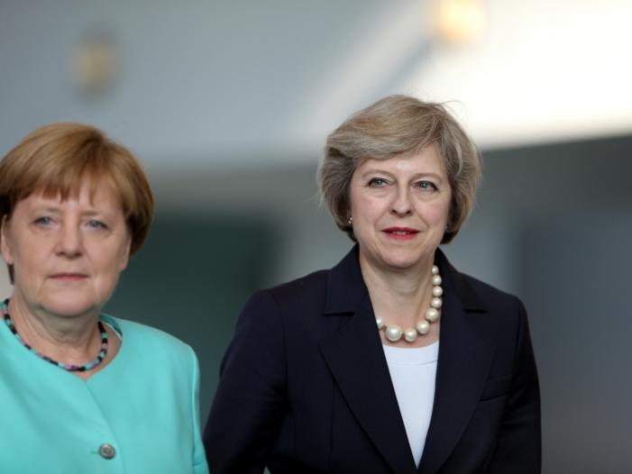 Photo of Merkel empfängt May am Dienstag in Berlin