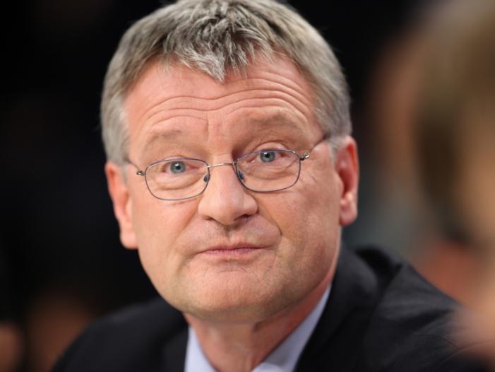 Meuthen: Für Europawahl keine gemeinsame Kampagne