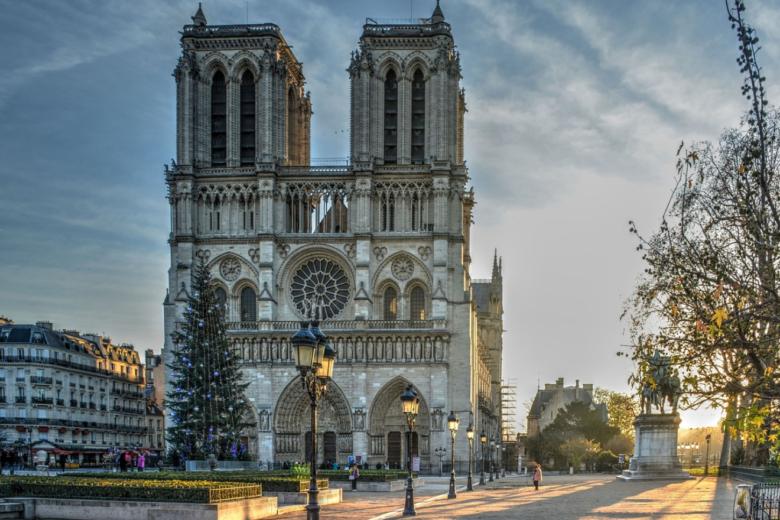 Photo of Notre-Dame: Experte erwartet Metall-Neukonstruktion des Dachstuhls