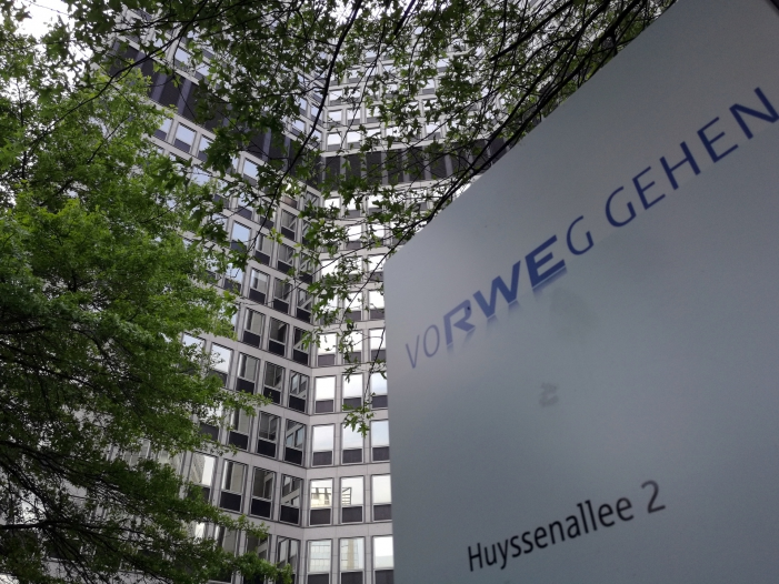 RWE-Chef für schnelleren Windenergie-Ausbau