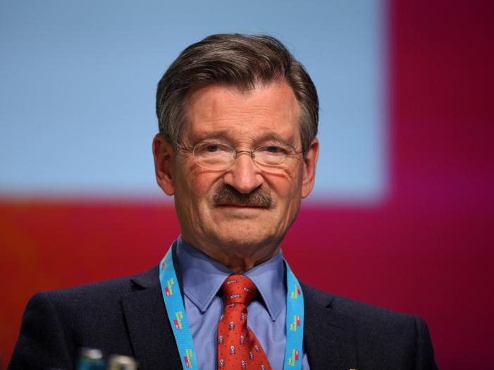 Bild von Solms kündigt Abschluss der Sanierung der FDP-Parteifinanzen an