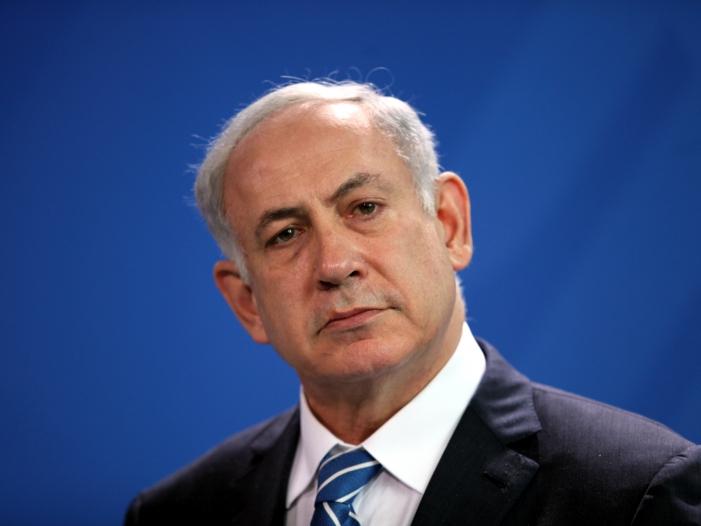 Bild von Union und FDP fürchten Unruhe durch Netanjahu-Ankündigung
