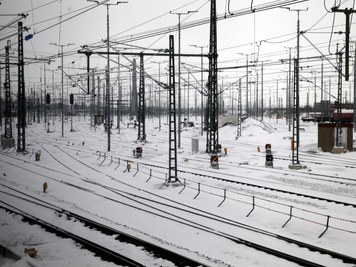 Bild von Unternehmen zeigen wenig Interesse an Gleisanschlüssen