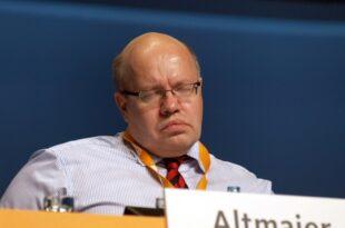 Altmaier droht Niederlage im Streit um Menschenrechtsstandards 310x205 - Altmaier droht Niederlage im Streit um Menschenrechtsstandards