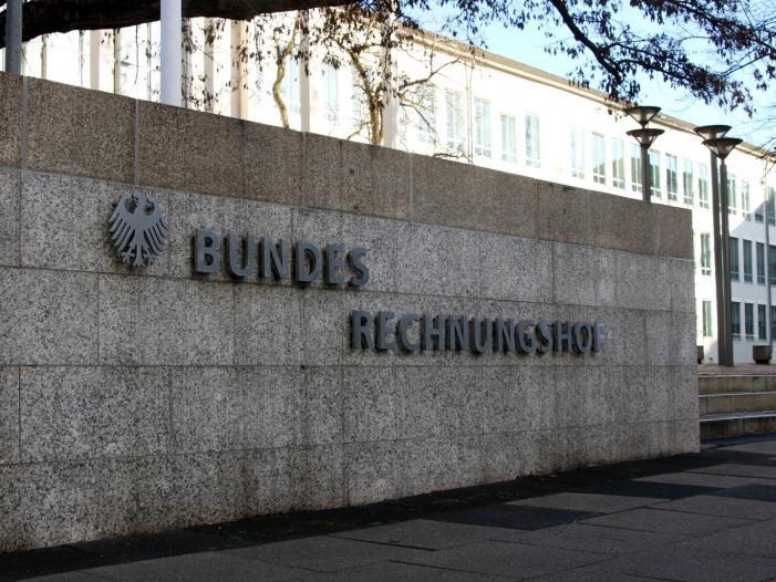 Bundesrechnungshof rueffelt Finanzministerium - Bundesrechnungshof rüffelt Finanzministerium
