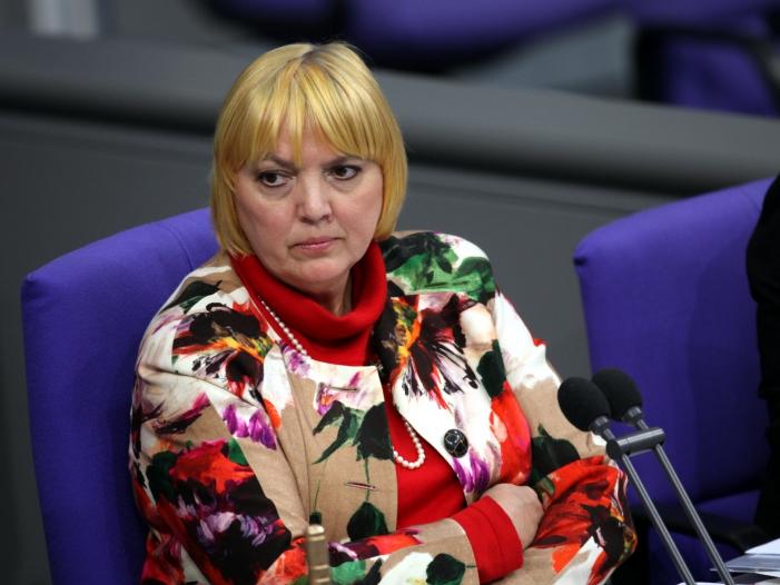 Bild von Bundestagsvize-Kandidat Otten hat Claudia Roth nicht gewählt