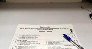 Europawahl in Deutschland hat begonnen 310x165 - Europawahl in Deutschland hat begonnen