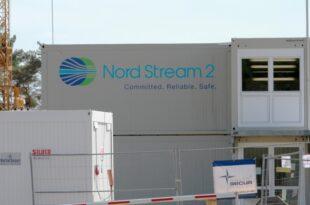 Justizministerin verteidigt Nord Stream 2 310x205 - Justizministerin verteidigt Nord Stream 2