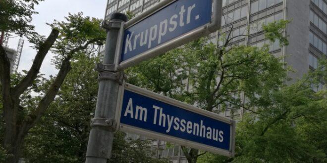 Krupp Nachfahre um Thyssenkrupp besorgt 660x330 - Krupp-Nachfahre um Thyssenkrupp besorgt