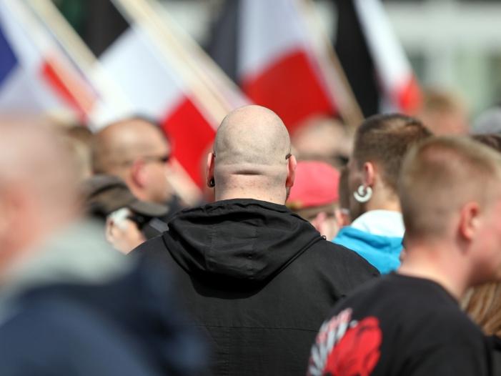 Maas verurteilt Neonazi Aufmarsch in Plauen scharf - Maas verurteilt Neonazi-Aufmarsch in Plauen scharf