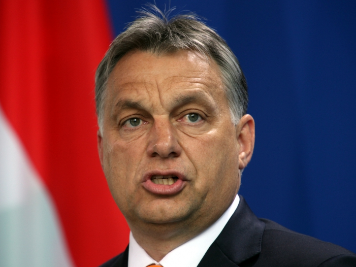 Orban haelt sich neues Buendnis nach Europawahl offen - Orbán hält sich neues Bündnis nach Europawahl offen