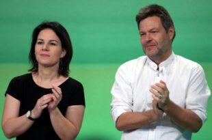 Parteienforscher sehen Gruene mit Kanzlerchancen 310x205 - Parteienforscher sehen Grüne mit Kanzlerchancen