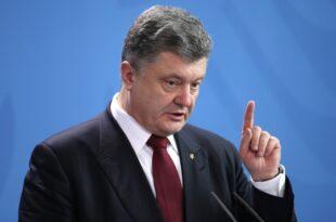 Poroschenko mahnt Nachfolger Selenski zu Kontinuitaet 310x205 - Poroschenko mahnt Nachfolger Selenski zu Kontinuität