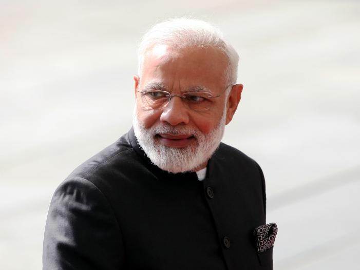 Photo of Prognosen: Modis Regierungspartei bei Wahlen in Indien klar vorne
