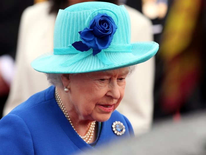 Queen outete sich frueh als Europafan - Queen outete sich früh als Europafan