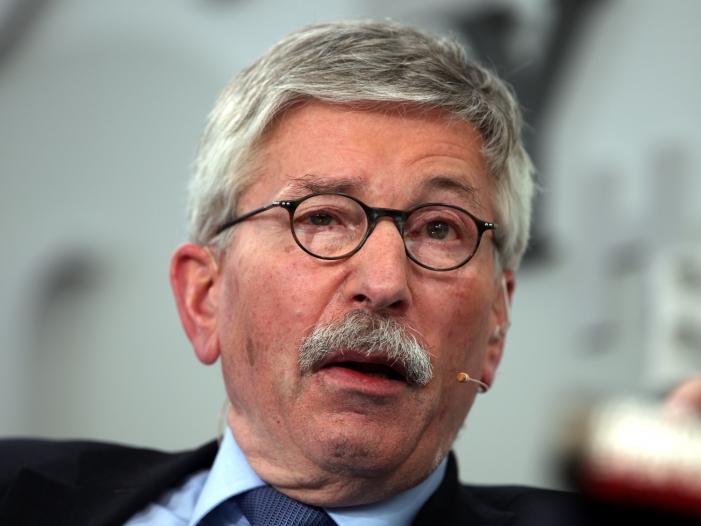 """Sarrazin nennt Treuhand-Untersuchungsausschuss """"albern"""""""