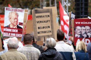 Schorlemmer schaemt sich fuer AfD Wahlergebnisse in Ostdeutschland 310x205 - Schorlemmer schämt sich für AfD-Wahlergebnisse in Ostdeutschland