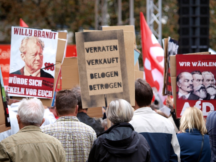 Bild von Schorlemmer schämt sich für AfD-Wahlergebnisse in Ostdeutschland