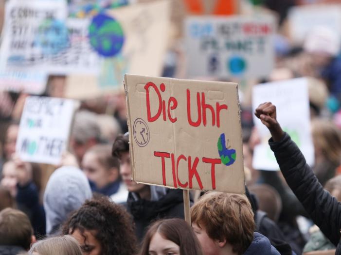 Studie Jungen Leuten in Deutschland Klimaschutz besonders wichtig - Studie: Jungen Leuten in Deutschland Klimaschutz besonders wichtig