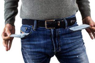 Ueberschuldung 310x205 - Überschuldung – Budget in Schieflage