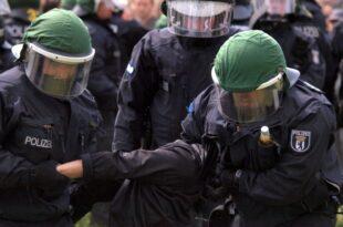 Zahl politisch motivierter Straftaten gesunken 310x205 - Zahl politisch motivierter Straftaten gesunken