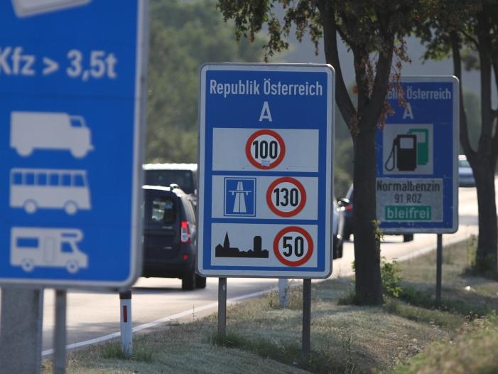 Bild von Am Wochenende wieder Fahrverbote in Österreich