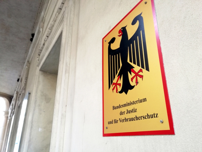 Anwaltverein wirft SPD Beschaedigung des Justizministeriums vor - Anwaltverein wirft SPD Beschädigung des Justizministeriums vor