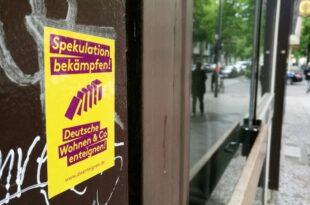 Deutsche Wohnen Chef fuerchtet keine Enteignungen 310x205 - Deutsche-Wohnen-Chef fürchtet keine Enteignungen