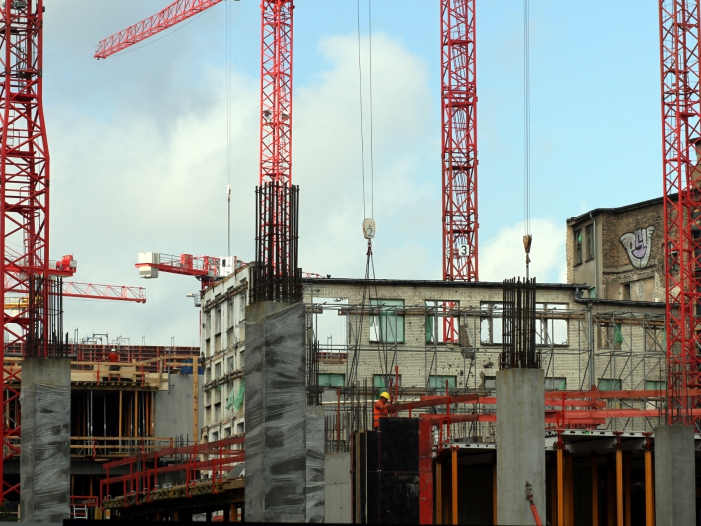 Dreyer will ungenutzte Baugrundstuecke mit hoeheren Abgaben belegen - Dreyer will ungenutzte Baugrundstücke mit höheren Abgaben belegen