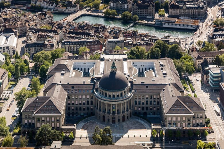 ETH Zuerich - ETH Zürich überholt University of Cambridge in neusten Rankings