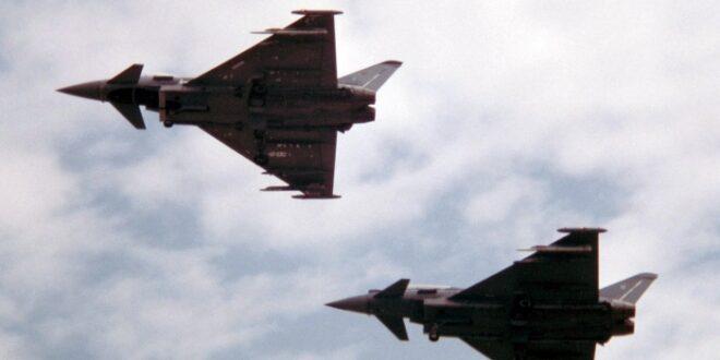Eurofighter Unfall geschah in mehr als fuenf Kilometern Hoehe 660x330 - Eurofighter-Unfall geschah in mehr als fünf Kilometern Höhe