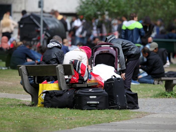 Gruene kritisieren GroKo Plaene fuer Asylbewerberleistungsgesetz - Grüne kritisieren GroKo-Pläne für Asylbewerberleistungsgesetz