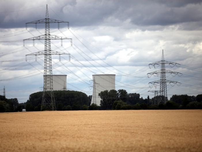 Hitze senkte Leistung von Atom und Kohlekraftwerken - Hitze senkte Leistung von Atom- und Kohlekraftwerken