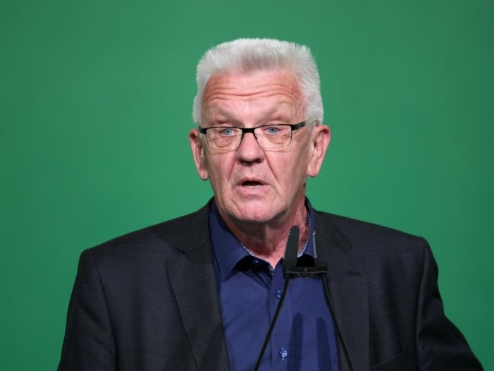 Photo of Kretschmann glaubt nicht an baldiges GroKo-Ende