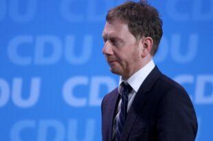 Kretschmer kritisiert CDU Wahlkampf 310x205 - Kretschmer kritisiert CDU-Wahlkampf
