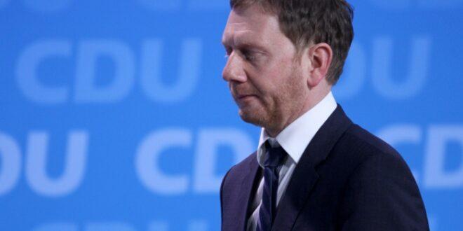 Kretschmer kritisiert CDU Wahlkampf 660x330 - Kretschmer kritisiert CDU-Wahlkampf
